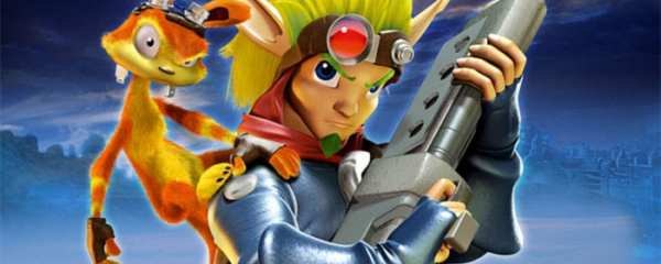 jak and daxter, ps2, ps4