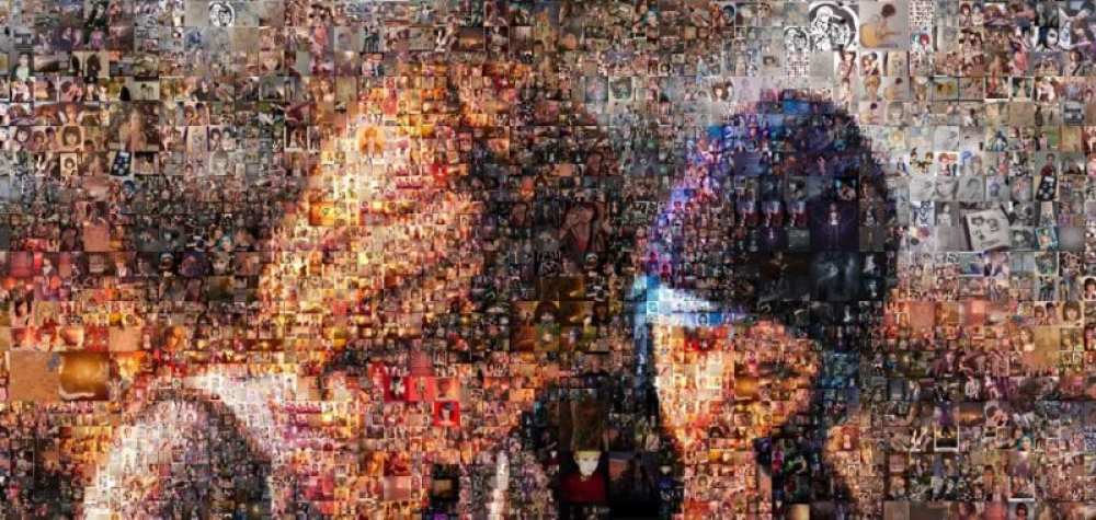 Life is Strange, fan art, mosaic