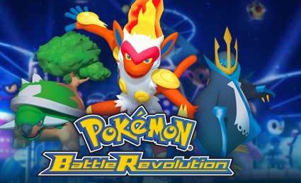 32. Pokemon Battle Revolution (2007) - Wii