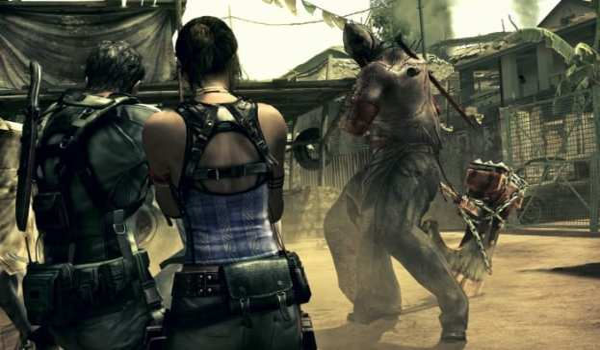 Resident Evil 5 - Snow Globe