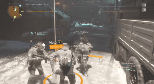 The Division, Dark Zone, things to do