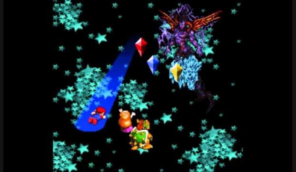 Nintendo/Square Enix Crossover