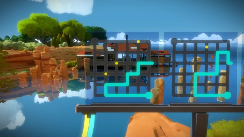 the witness symmetry 19