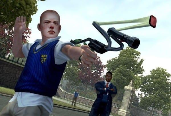 Bully, PS2, PS4