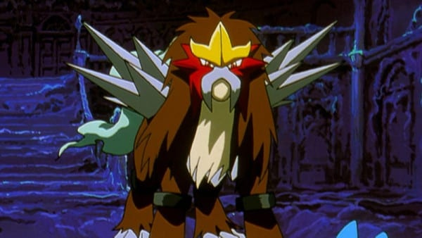 Pokemon, Entei, Dangerous