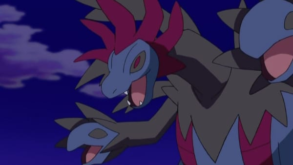 Pokemon, Hydreigon, Dangerous