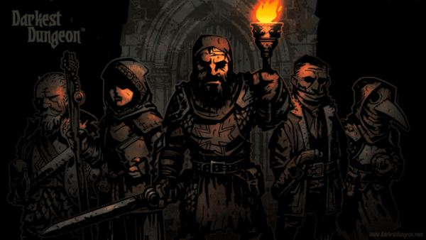 Darkest Dungeon, PlayStation, Sony, E3 2016, exclusive