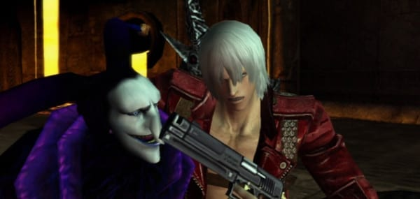 Devil May Cry 3, ps2, ps4