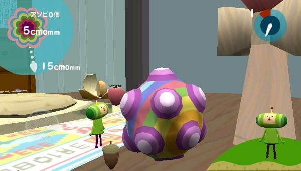 katamari damacy, ps2, ps4
