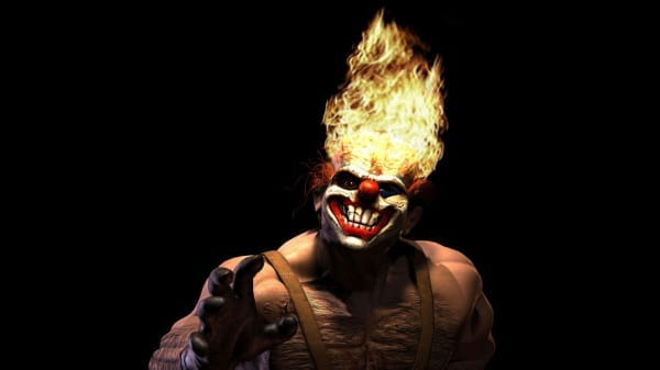 twisted metal black, ps2, ps4, game series