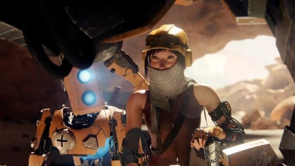 ReCore, xbox one, games, 2016, confirmed