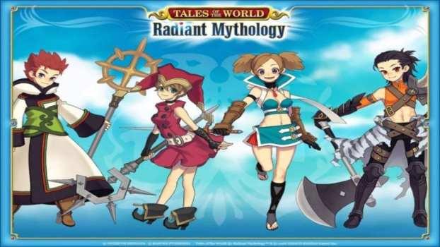 16. Tales of the World: Radiant Mythology - PSP - 66