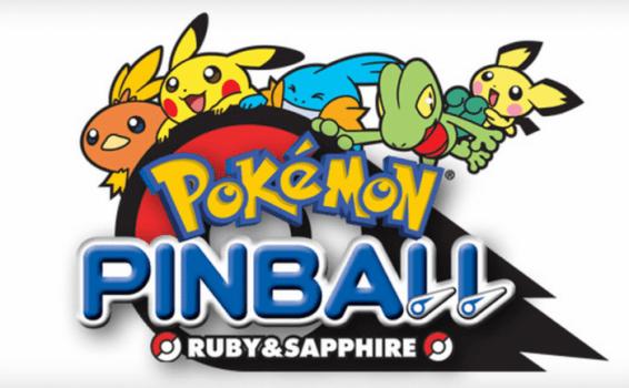 19. Pokemon Pinball: Ruby & Sapphire (2003) - Game Boy Advance