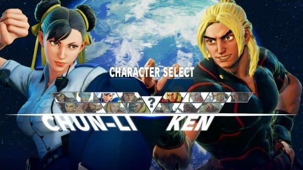 Street Fighter V, Officer, Chun-Li