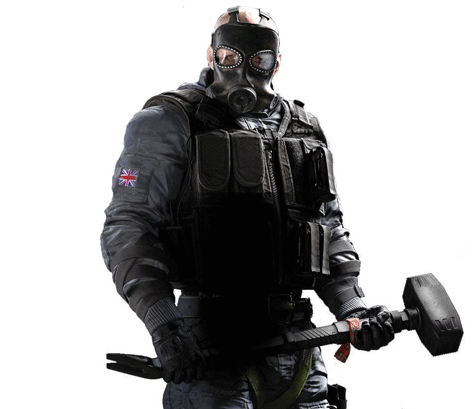 Rainbow Six Siege Player Goes Clubbing With The Sledge Hammer
