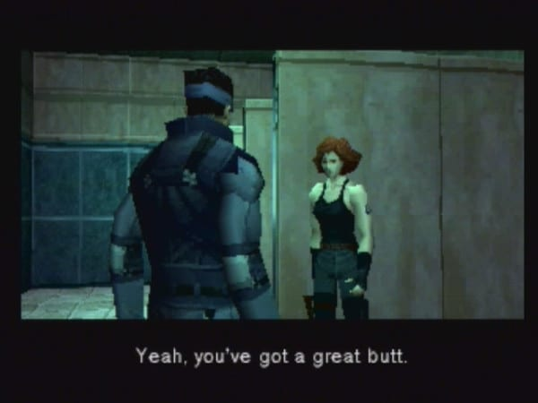 metal gear solid, snake, inside joke, easter egg, moments, fans, quotes