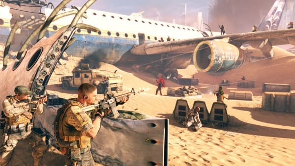 spec ops the line multiplayer