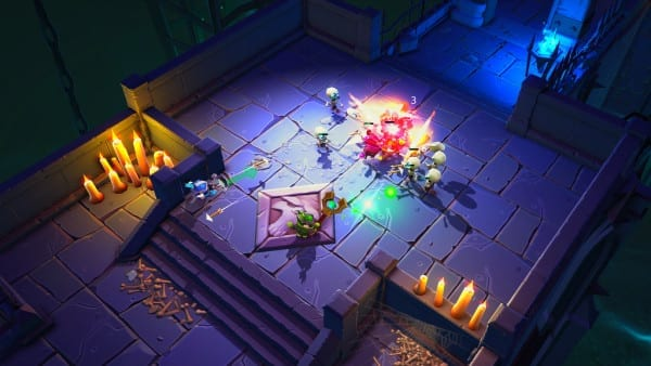 super dungeon bros, xbox one, confirmed, 2016