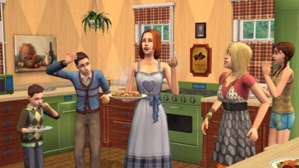 how much space do all the sims 2 games take up