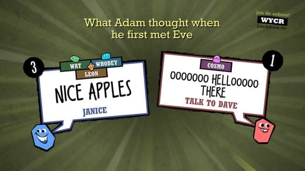 Jackbox Party Pack, Twitch