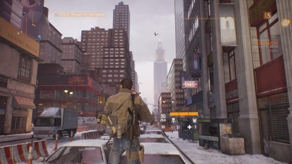 The Division, things to do
