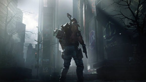 division, dark zone, first things to do