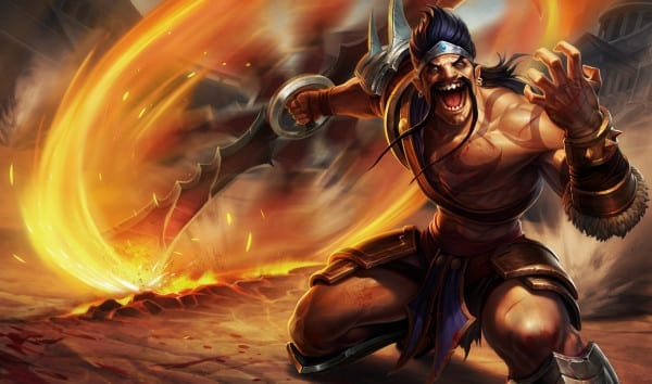 draven league of legends