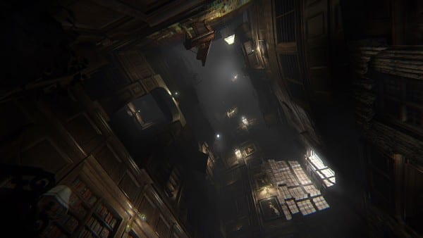 Layers of Fear Vertigo
