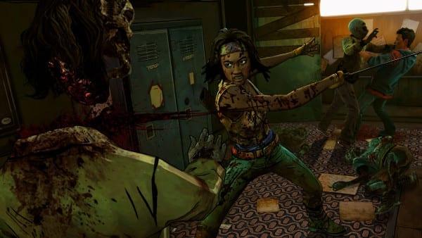 The Walking Dead, Michonne, mini series, reasons to play