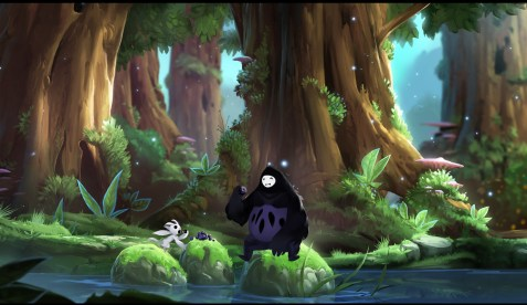 Ori and the blind forest, game, prettiest, graphics, art style