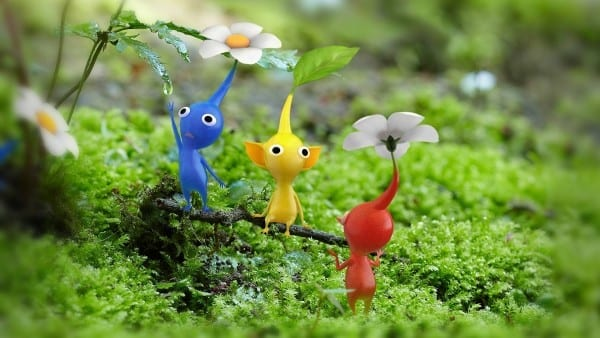 pikmin, 3DS