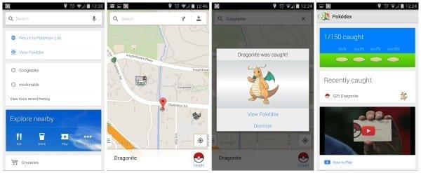 Pokemon Challenge Google