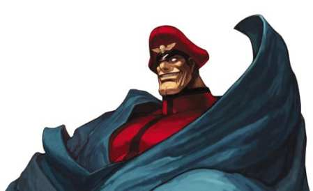 Top 10 Street Fighters M. Bison
