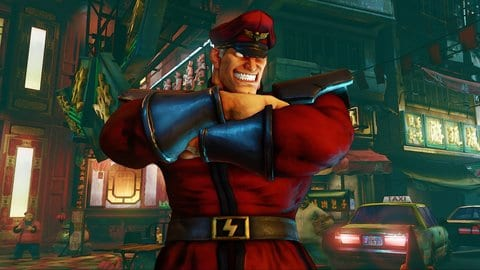 Street Fighter V M. Bison
