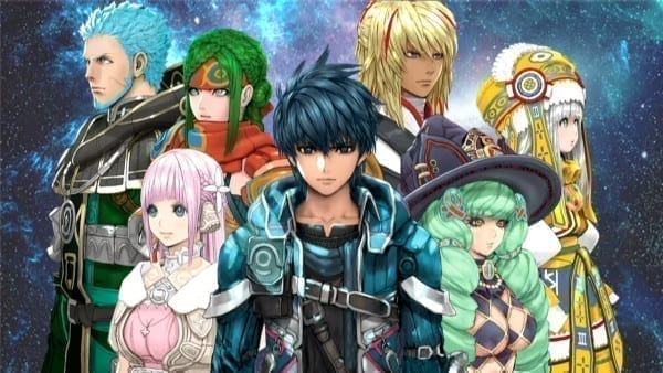 Star Ocean V, Integrity and Faithlessness, PS4, PS3, Trailer
