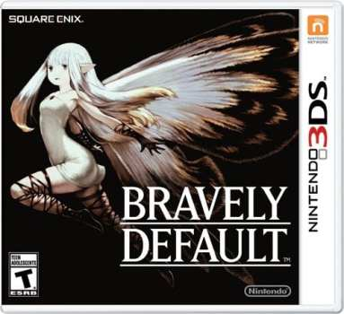 Bravely Default & Bravely Second