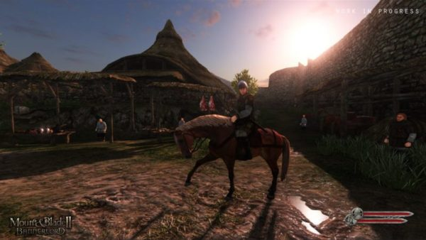 mount and blade II bannerlord gameplay revealed pc gamer weekender, upcoming open world games