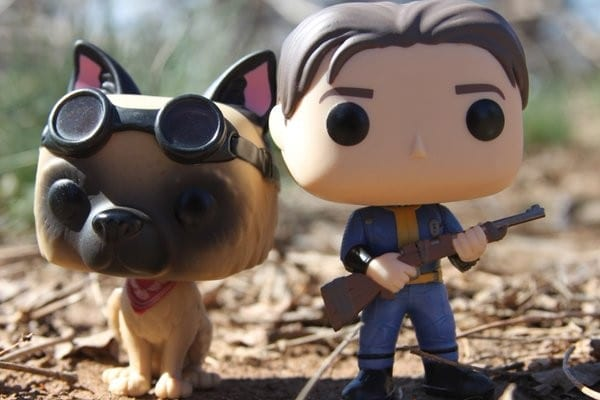 Fallout 4, pop vinyl, figures, toys, collectibles