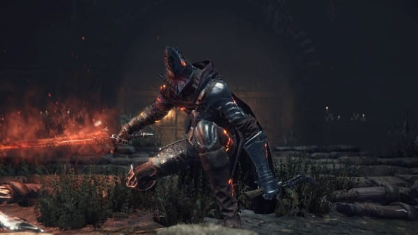 Dark Souls III, Dark Souls 3, how to, guide, boss, battle, Abyss Watchers, Abyss Watcher
