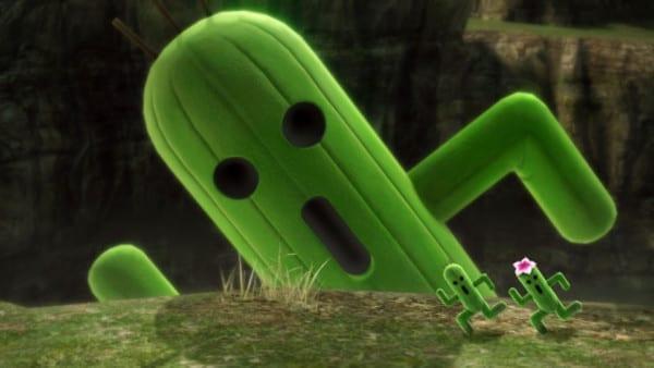Cactuar, Final Fantasy, video game, enemies