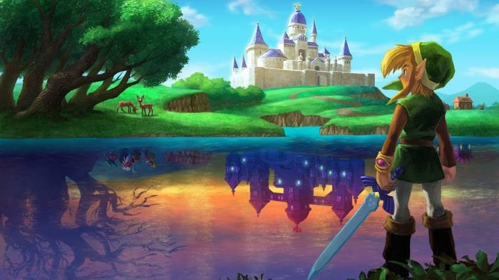 The Legend of Zelda, A Link Between Worlds, Odyssey
