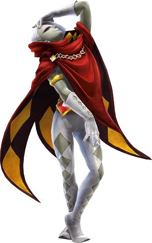 Hyrule Warriors Legends, Ghirahim