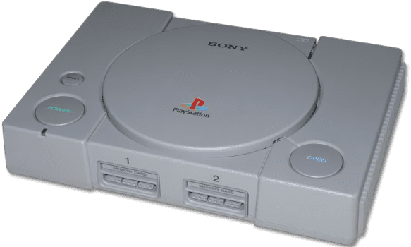 Playstation One best selling consoles