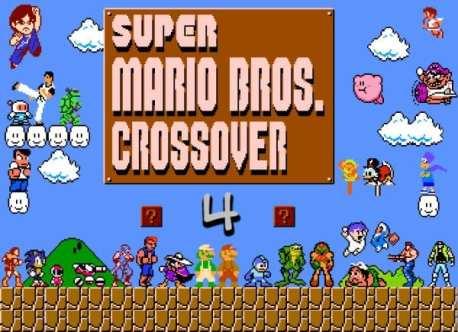 Super Mario Crossover 4