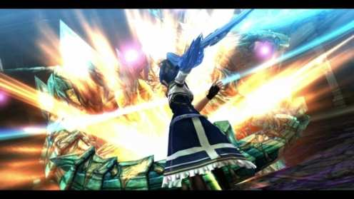 The Legend of Heroes, Trails of Cold Steel II, screenshot