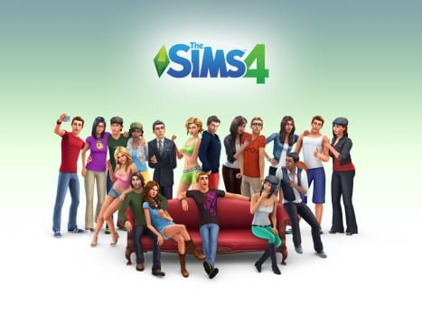 sims 4 games at work