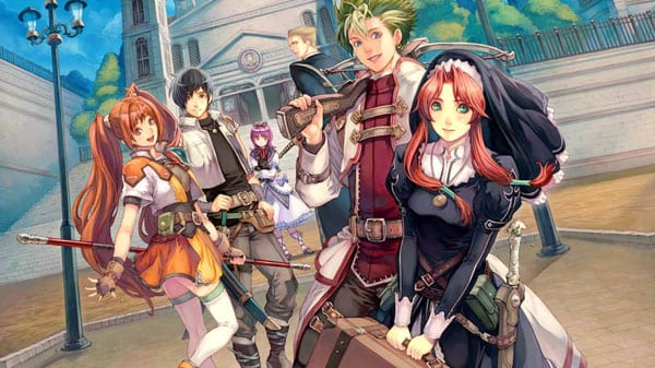 The Legend of Heroes, Trails in the Sky the 3rd, Announcement, western, release, date, pc