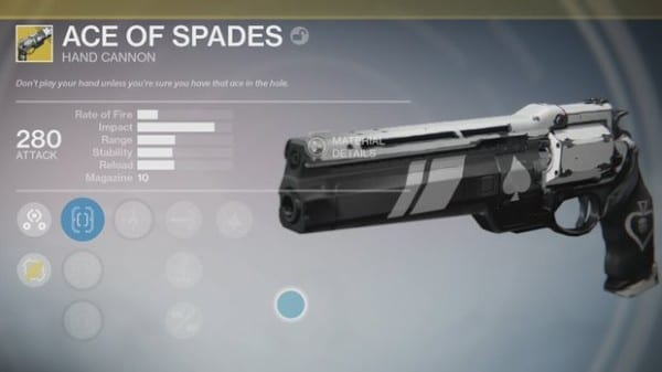 destiny ace of spades