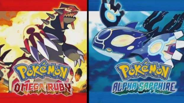 4. Pokemon Omega Ruby and Alpha Sapphire (2014) - 3DS