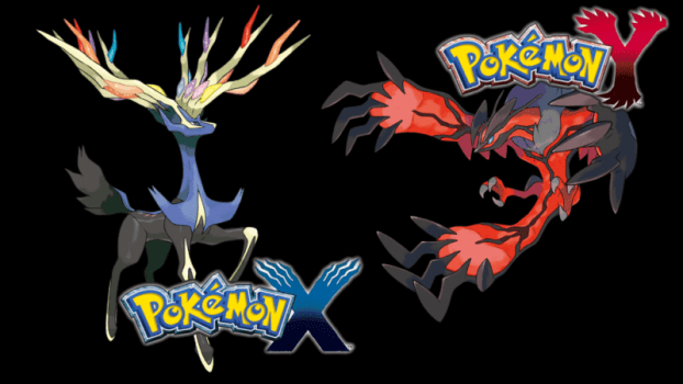 Pokemon X and Y - 3DS